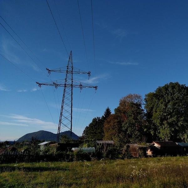 Proizvodnja električne energije v Slovenija avgusta manjša za 9 %