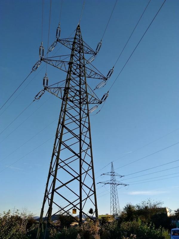 Section of Macedonian Neokazi-Probistip Power Transmission Line Put Into Operation