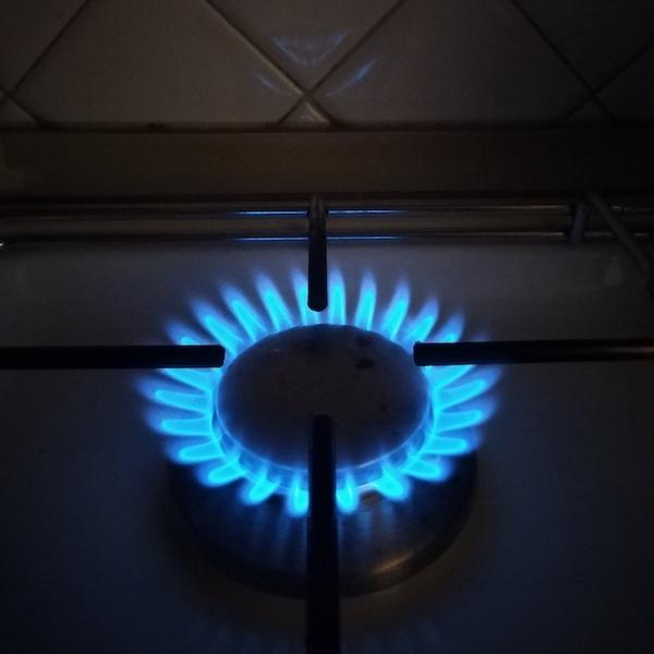 Povprečne cene plina v drugem četrtletju nižje tako za gospodinjstva kot industrijo