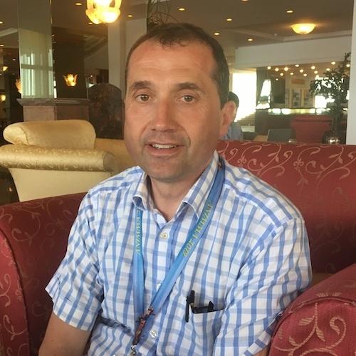 Prof. Malcolm Joyce: V Združenem kraljestvu je trenutno zelo stimulativno okolje za investicije v jedrsko energijo