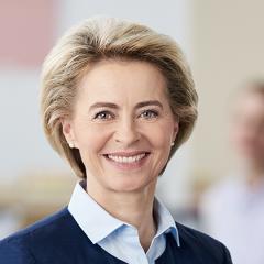 Von Der Leyen: We Need to Build A Resilient, Green and Digital Europe