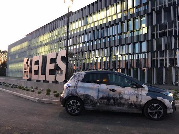 ELES z Renaultom v evropskem projektu e-mobilnosti