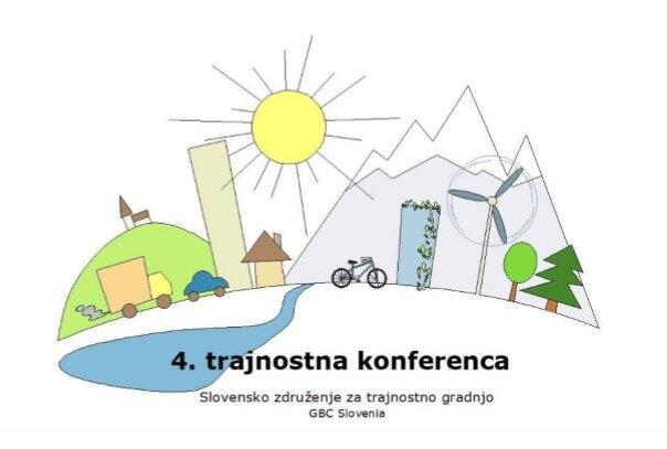 Vabljeni na 4. konferenco trajnostne gradnje GBC Slovenija