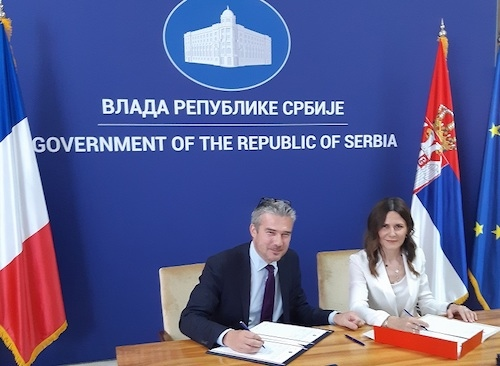 French and Serbian Electricity TSOs Examining Potential Collaboration