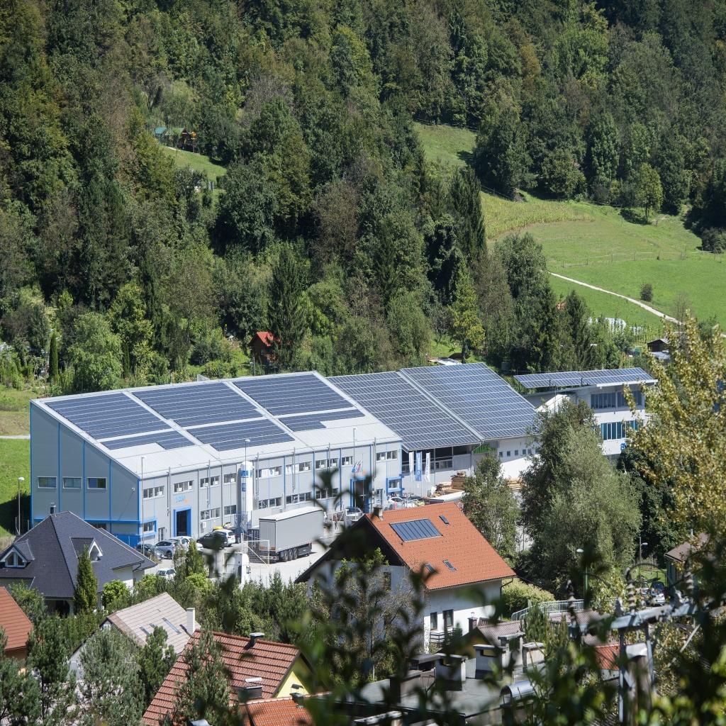 V občini Zagorje bi imeli sončno elektrarno na vsaki strehi