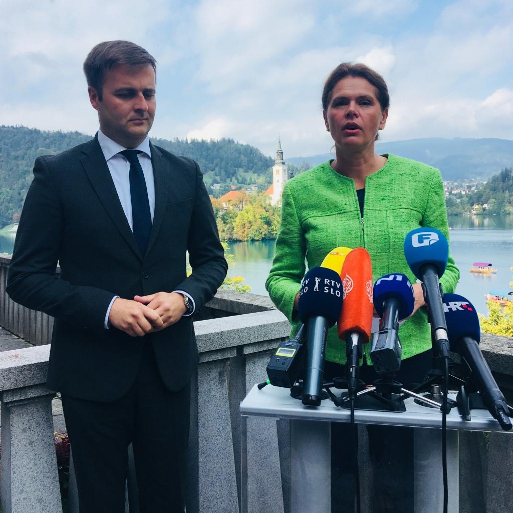 Slovenija in Hrvaška za zdaj ločeno v gradnjo odlagališča nizko- in srednjeradioaktivnih odpadkov