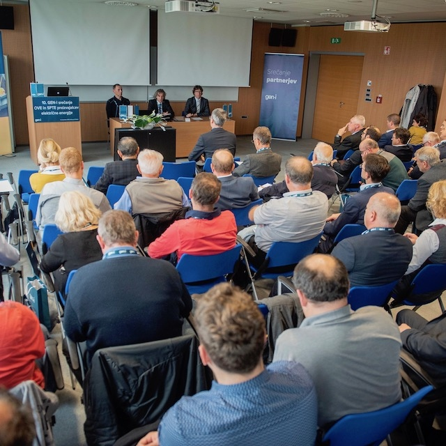 GEN-I in Metron Inštitut predstavila pilotni projekt trajnostnega energetskega kroga