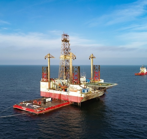 Romanian OMV Petrom Successfully Removes Gloria Jack-up Rig