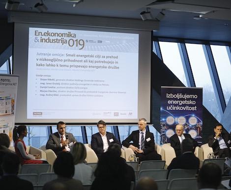 En.ekonomika & Industrija 019: Do 2030 bomo težko dobili kakšne nove večje energetske objekte