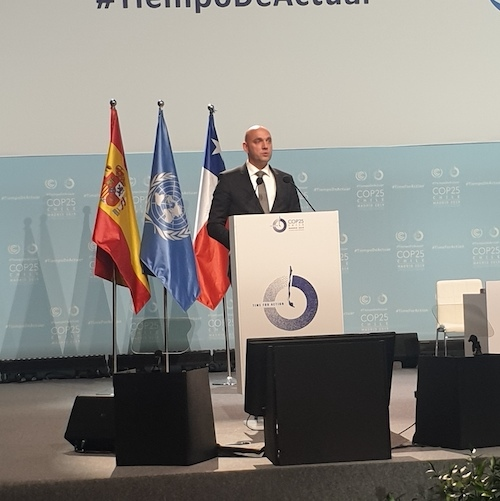 Minister Zajc: Podnebna konferenca v Madridu je »pričakovano razočaranje«