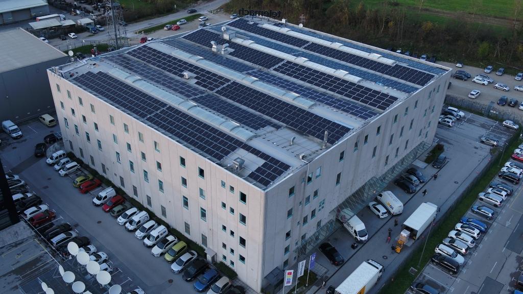 Telemach z lastno sončno elektrarno do vsaj 20-odstotne samooskrbnosti z elektriko
