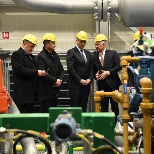 Plinacro Launches First Gas Compressor Station in Croatia