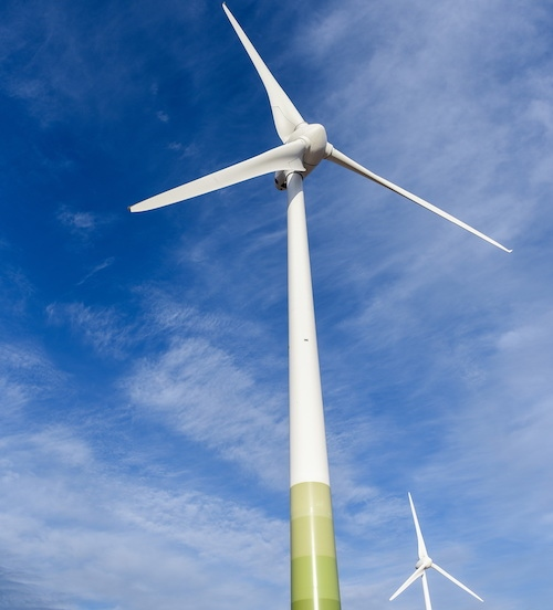 Interenergo na Hrvaškem odprl svoj prvi vetrni park