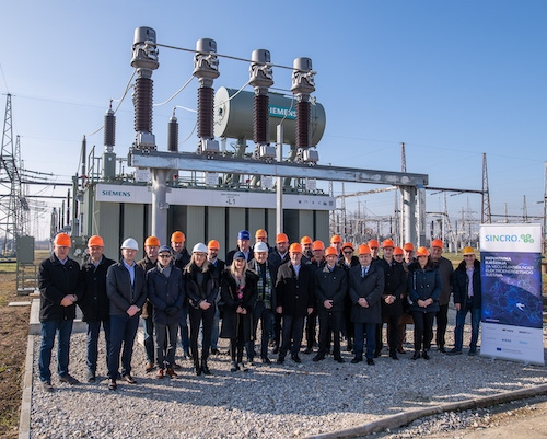 Croatia Completes First Part of SINCRO.GRID Project