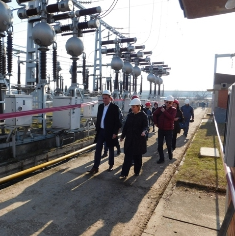 Macedonian MEPSO Launches Modernisation of Skopje's Most Important Substation