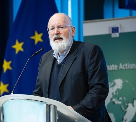 "Timmermans: EU Climate Law Will Be an Exercise in ""Discipline"""