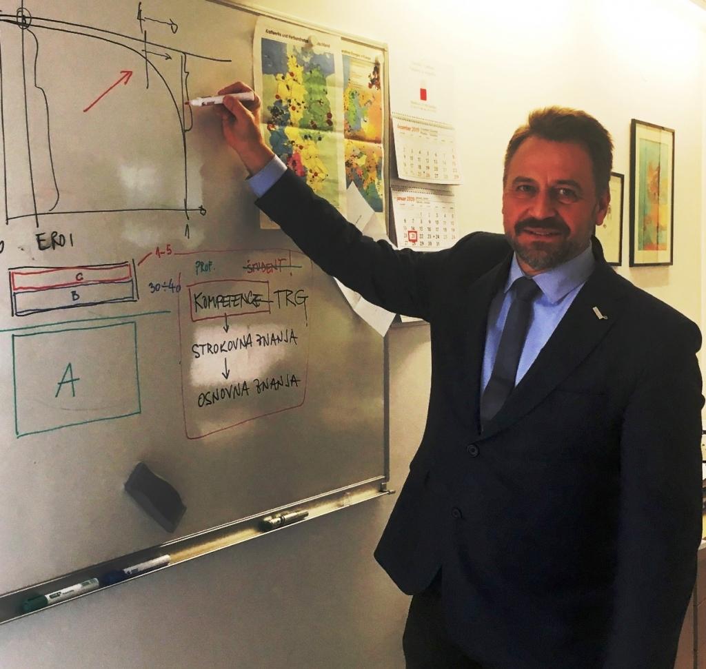 Prof. dr. Mihael Sekavčnik: Z vse večjim deležem OVE v sistemu se zmanjšuje njegova stabilnost
