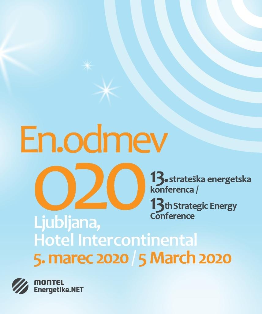 Letošnji En.odmev 020 se bo posvetil novi energetski krajini