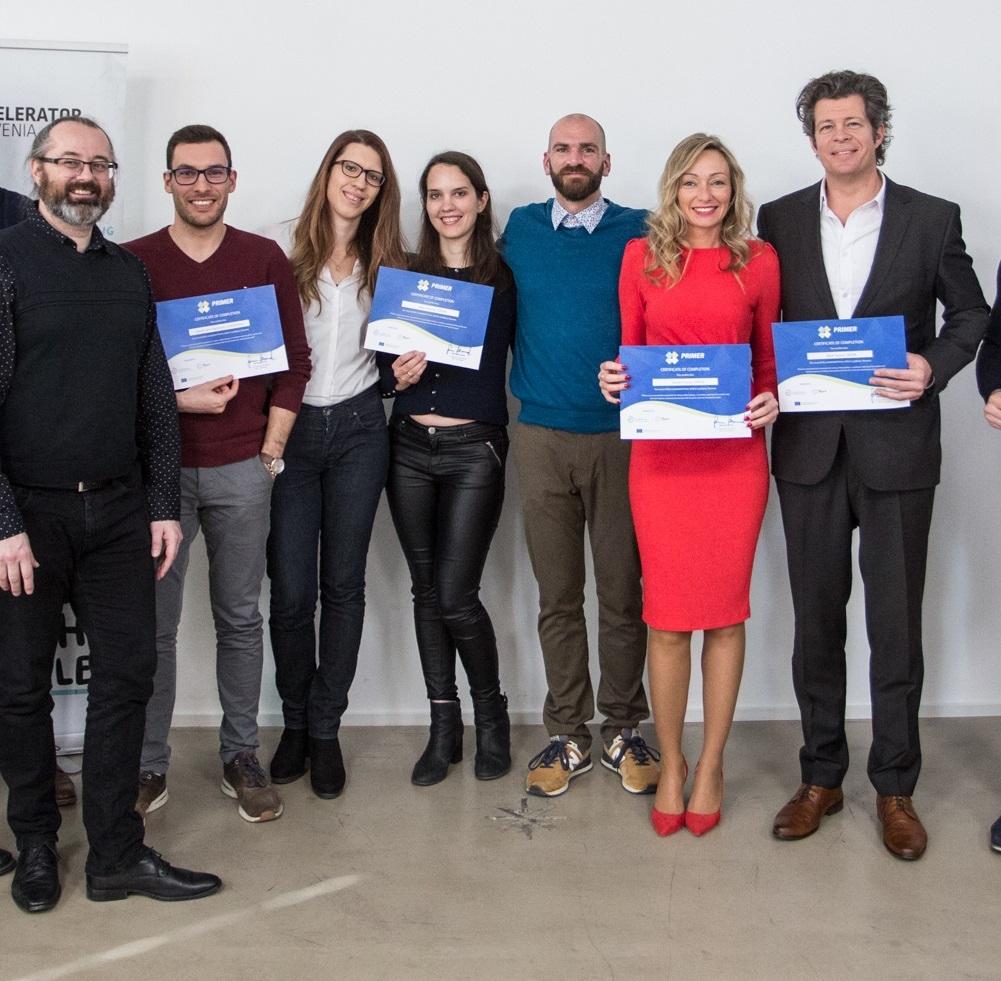 Start-upi predstavili svoje inovativne rešitve na InnoEnergyjevem 'PRIMER demo dnevu'