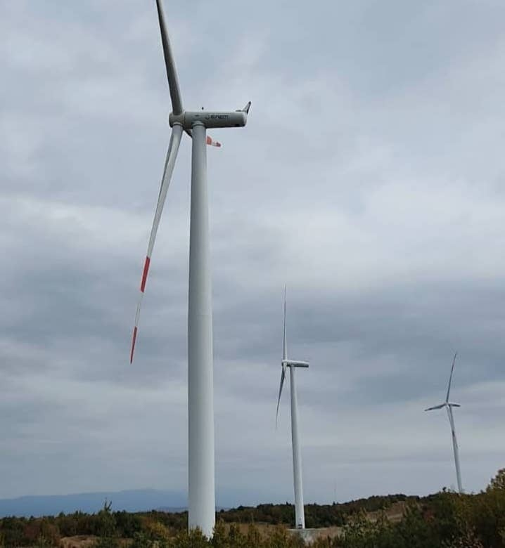 Power Output of Macedonia's Bogdanci Wind Park Twice That Planned in January