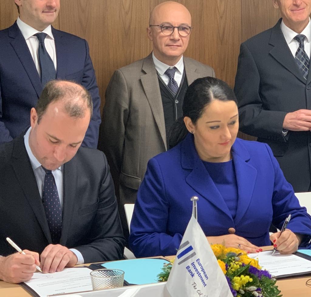 EIB in Resalta podpisali posojilno pogodbo v višini 12 milijonov evrov