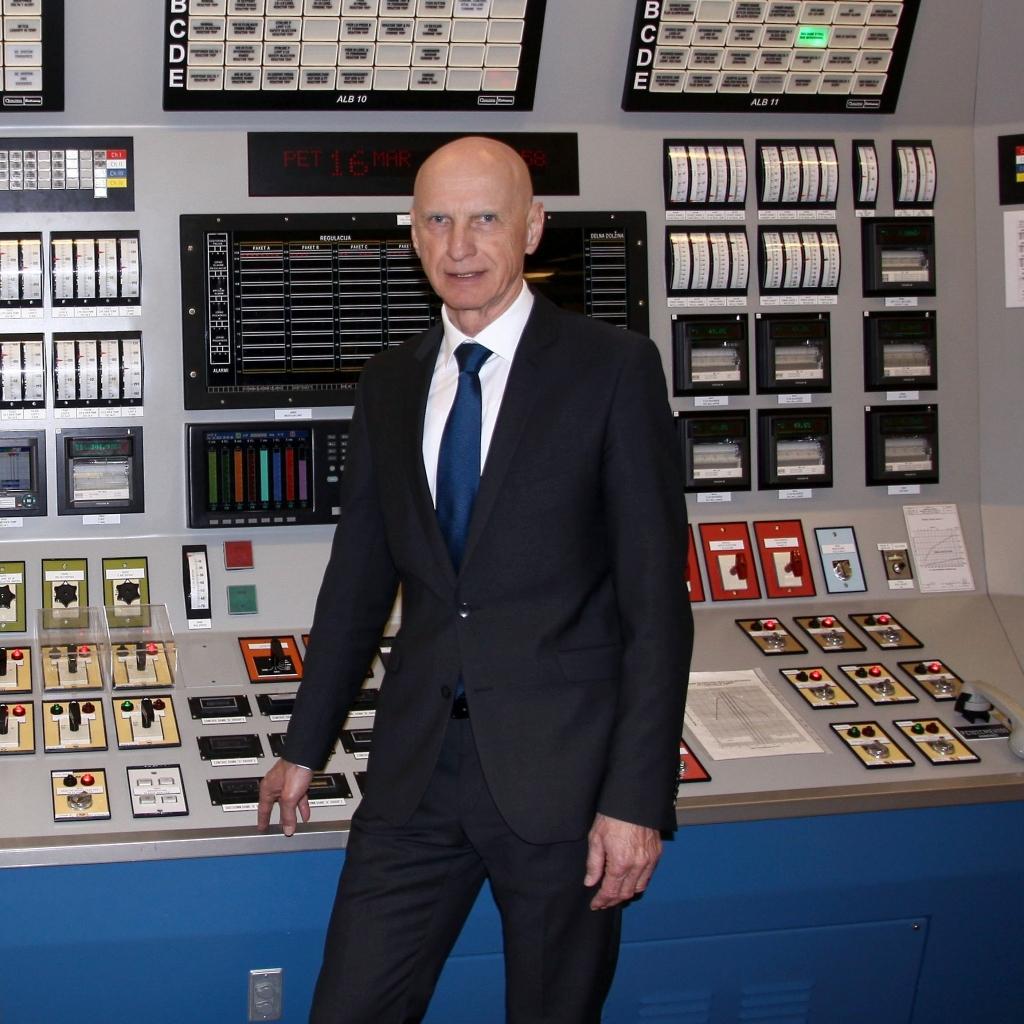 Stane Rožman, NEK: Amortizirane jedrske elektrarne so konkurenčen in dobičkonosen vir energije