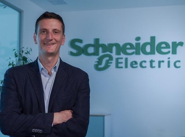 Novo vodstvo Schneider Electrica za Slovenijo, Hrvaško ter BiH