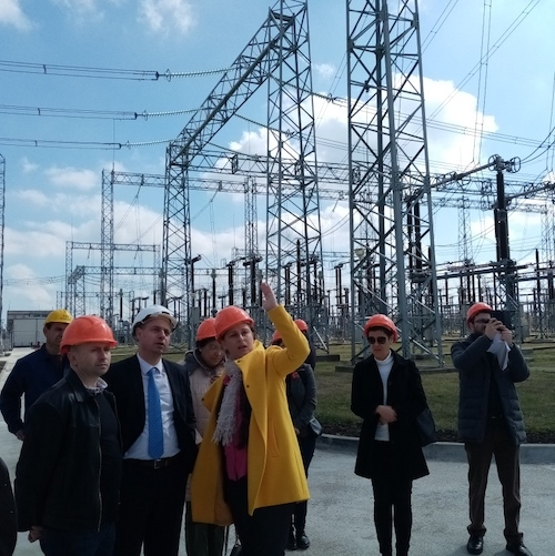 Bulgarian ESO Starts Construction of Its Section of Power Link With Greece