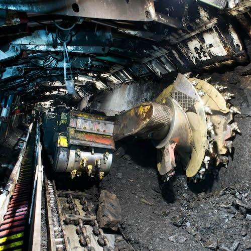 Nova vodna proga bo omogočila nadaljnje varno pridobivanje premoga v Premogovniku Velenje
