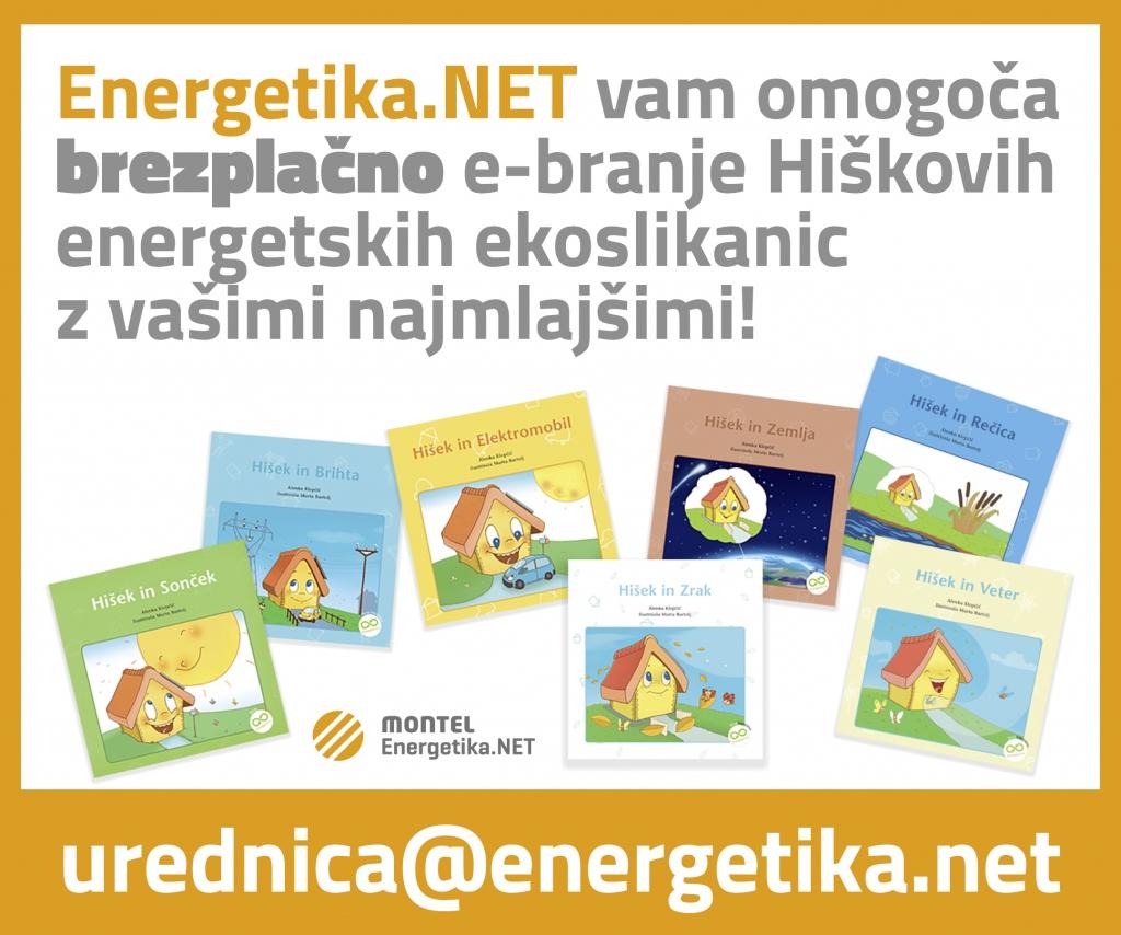 Energetika.NET vam omogoča brezplačno e-branje Hiškovih energetskih ekoslikanic z vašimi najmlajšimi!