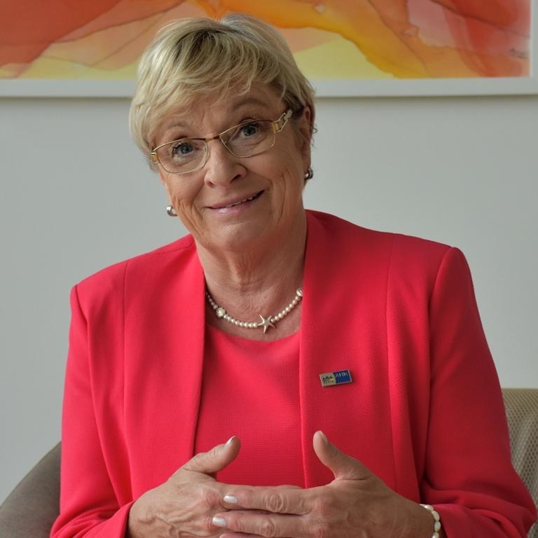 Gertrud Rantzen, AHK Slovenia: We Will See a Shift in Market Demand