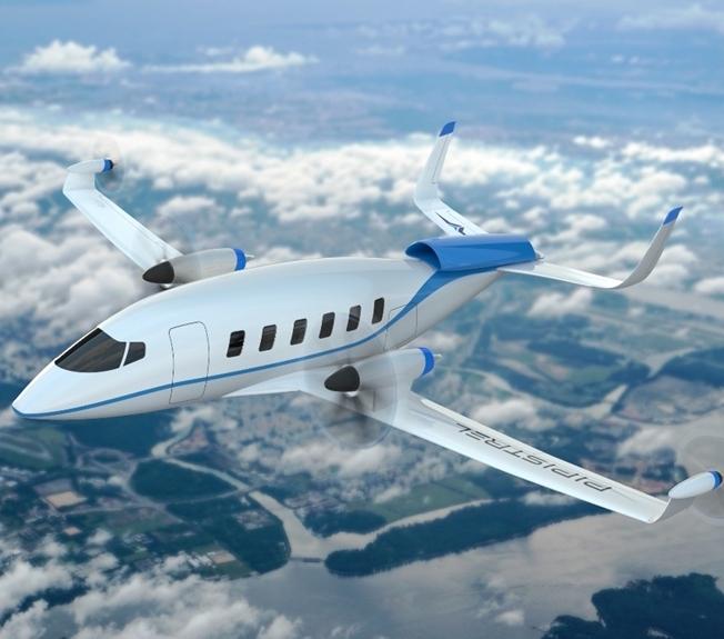 Pipistrelovo električno letalo pridobilo prvi tipski certifikat agencije EASA