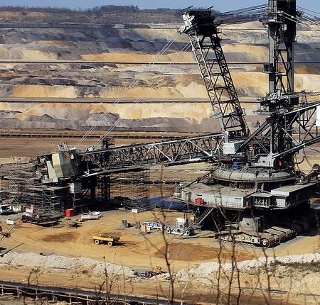 Macedonian ESM Puts Two Coal Excavators Into Operation