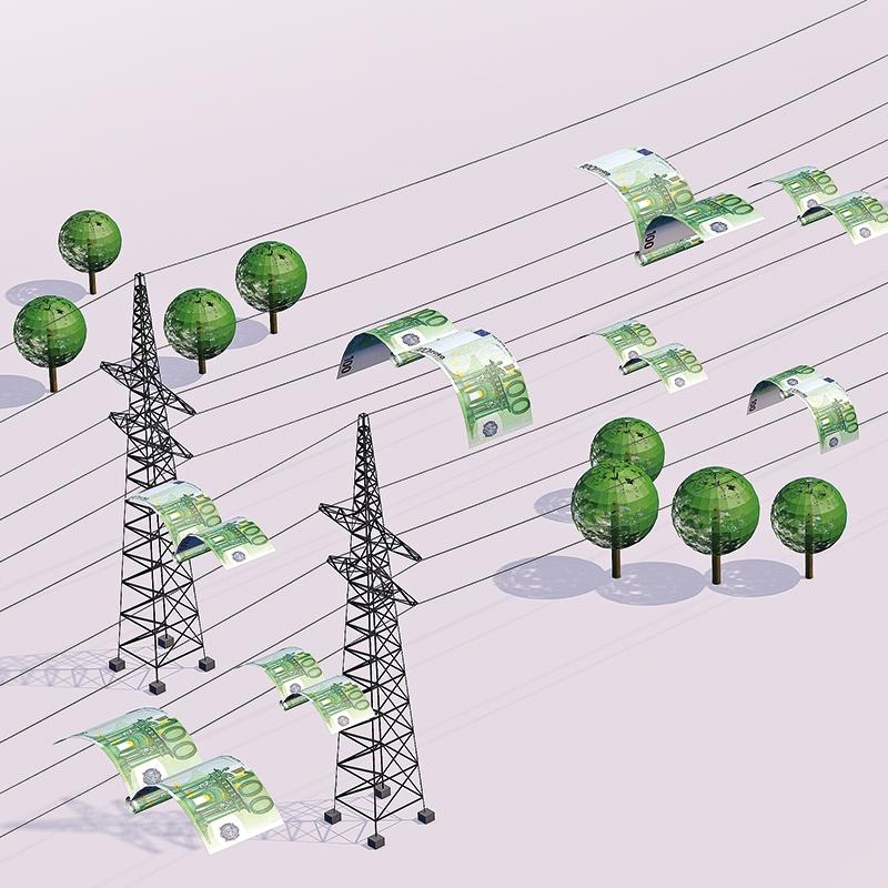 Slovensko elektroenergetsko omrežje bo do leta 2030 precej bolj 'umazano' od povprečja EU