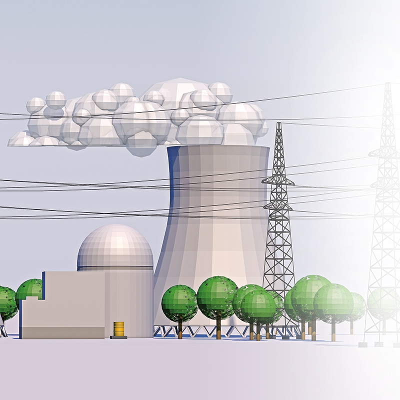 Al Hammadi: Nuclear Power Projects Require a Systematic Approach