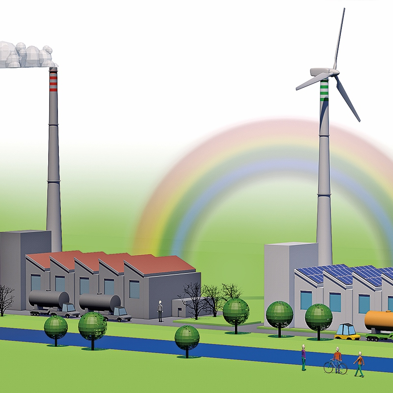 The Recovery Package, 'Digital Natives' and Weather Shaping the Energy Future