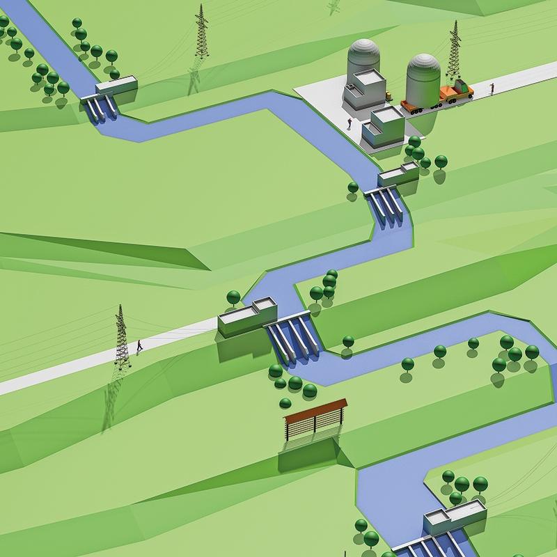Litostroj Power bo izdelal štiri rotorje za avstrijsko hidroelektrarno Rosshag