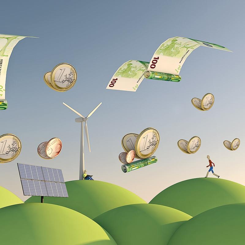 EBRD bo do leta 2025 prešla na večinsko zeleno financiranje