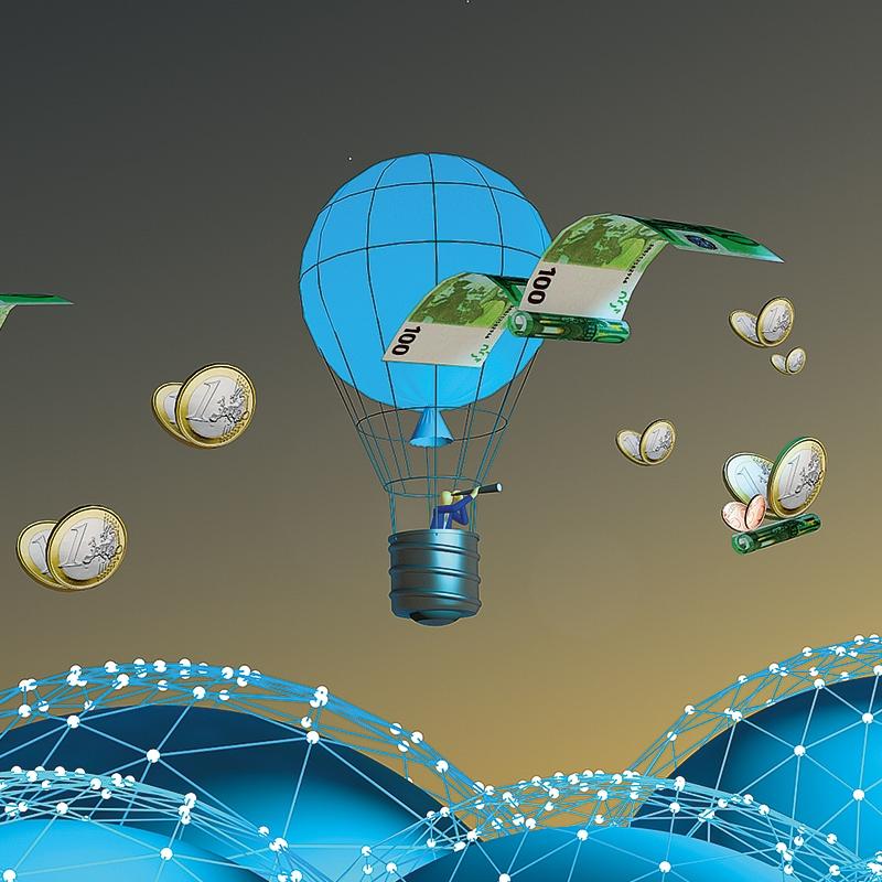 Evropska energetska podjetja načrtujejo rekordne naložbe v zeleno elektriko