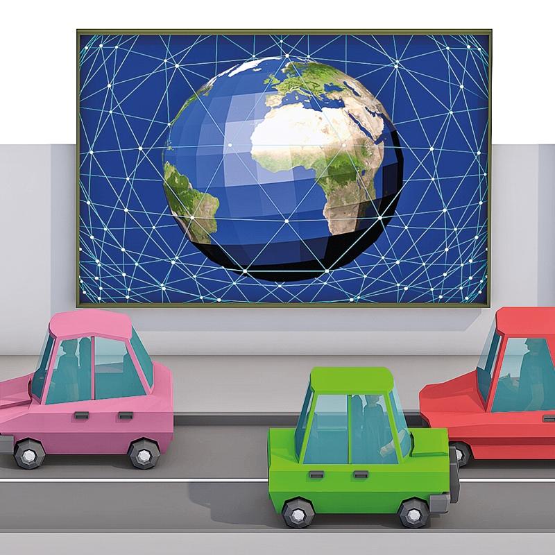 Študija: Cene emisijskih kuponov EU ETS za cestni promet utegnejo do leta 2030 doseči 180 evrov na tono