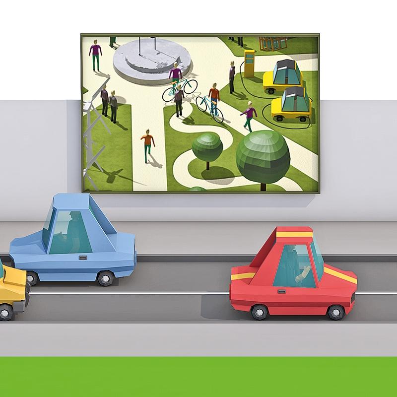 EK predlaga ločen sistem trgovanja z emisijami za promet in stavbe; po 2035 le še avtomobili brez izpustov