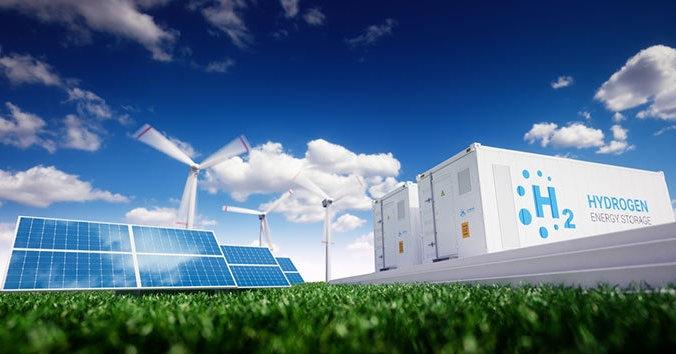 IRENA: Zeleni vodik bi lahko postal do leta 2030 stroškovno konkurenčen modremu