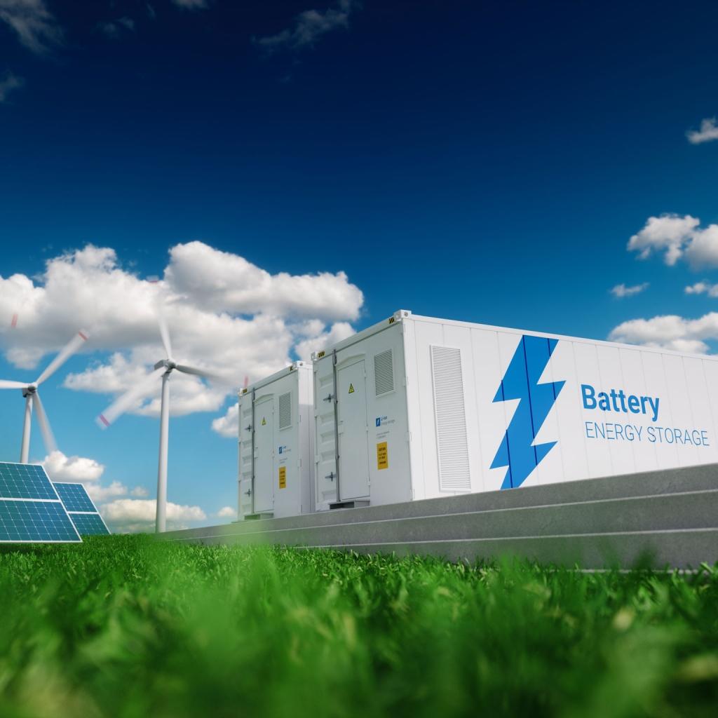 ESM: Baterijsko shranjevanje v JVE ekonomsko izvedljivo v petih letih