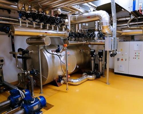 Energetika Ljubljana za daljinsko ogrevanje odslej uporablja tudi odvečno toploto iz Leka