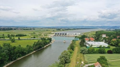 Vlada sprejela program izvedbe infrastrukturnih objektov za izgradnjo HE Brežice