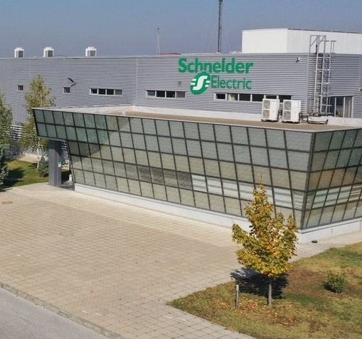 Schneider Electric Opens Its First Innovation Centre in Eastern Europe