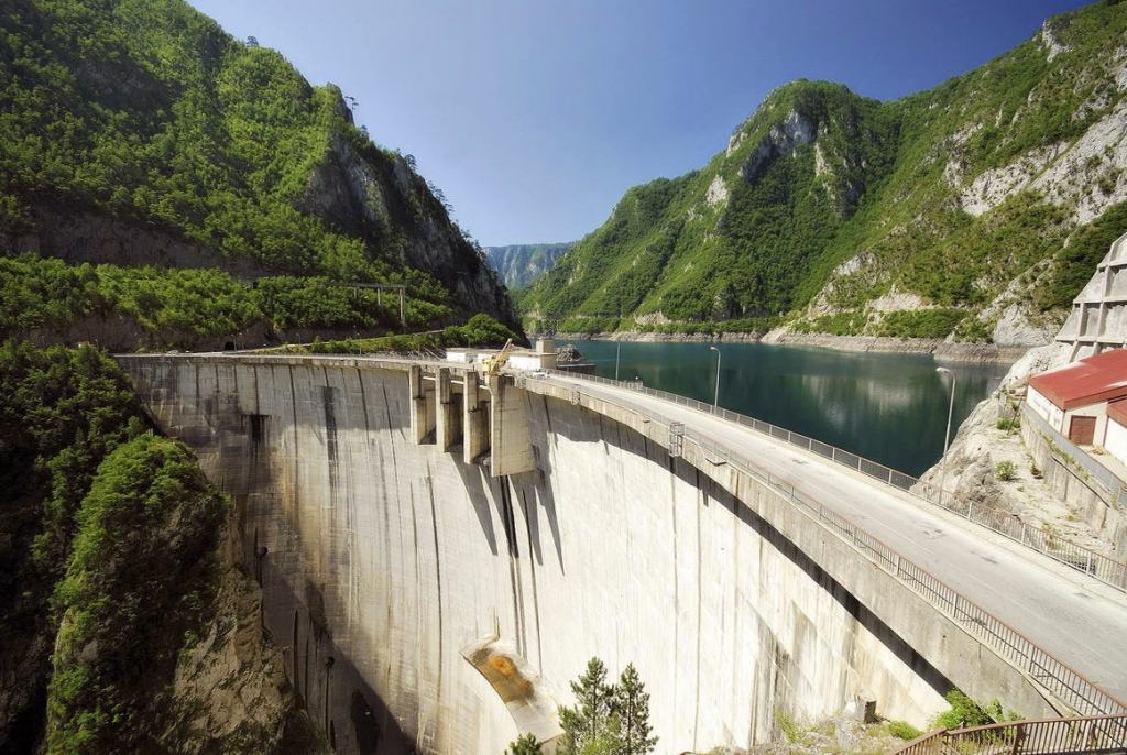 Montenegrin Perucica hydro plant to be offline until start of September