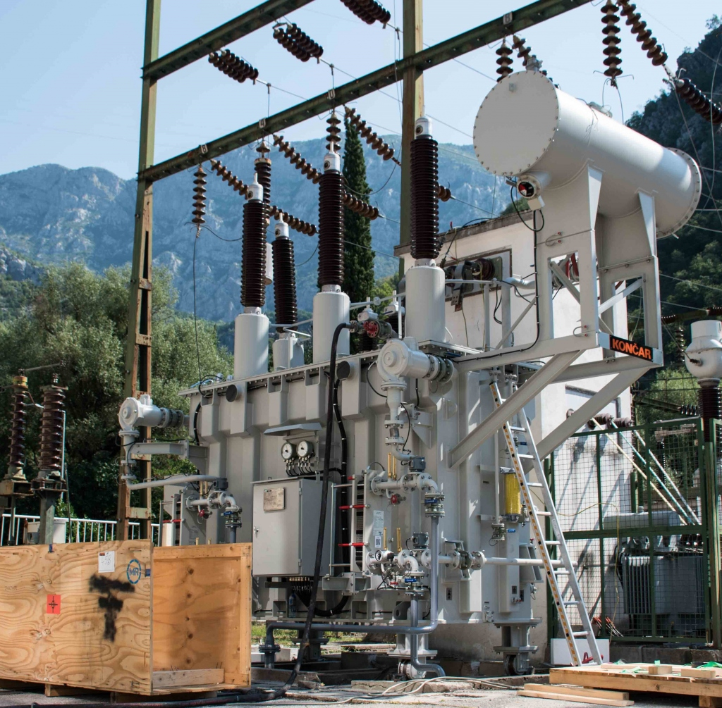 GIZ distribucije električne energije: Elektromagnetna sevanja transformatorjev pod mejnimi vrednostmi