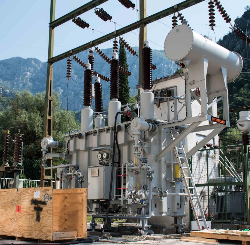 Prvi energetski transformator že dostavljen v stikališče Cirkovce