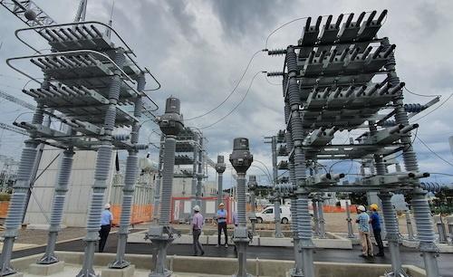 ELES v RTP Divača zaključil montažo energetskega kondenzatorja, vključitev v omrežje decembra